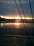 Sunset in NVan