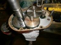 Windlass Gears